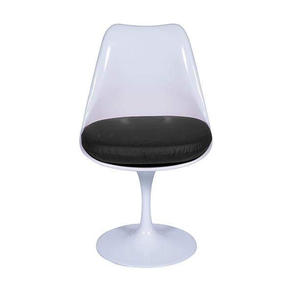 Cadeira Tulipa Saarinen Branca