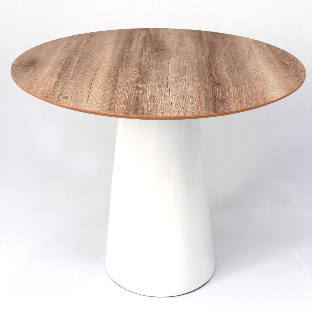 Mesa de Jantar Cone 80 cm