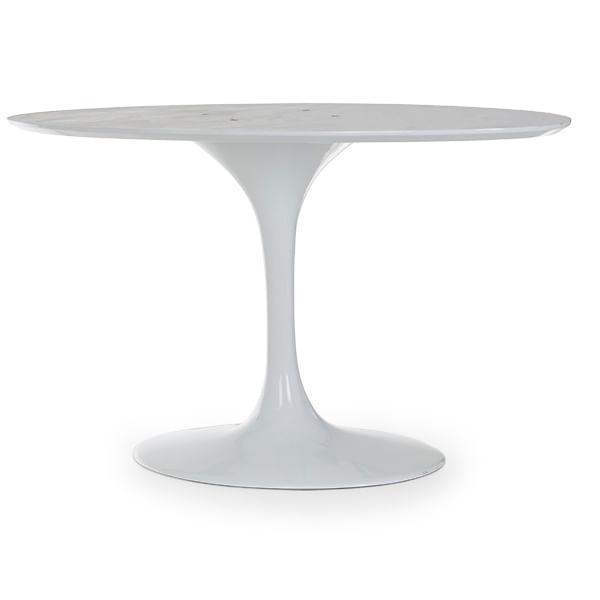 Base de Mesa de Jantar Saarinen Oval Para tampo de 137x90 até 180x100 cm