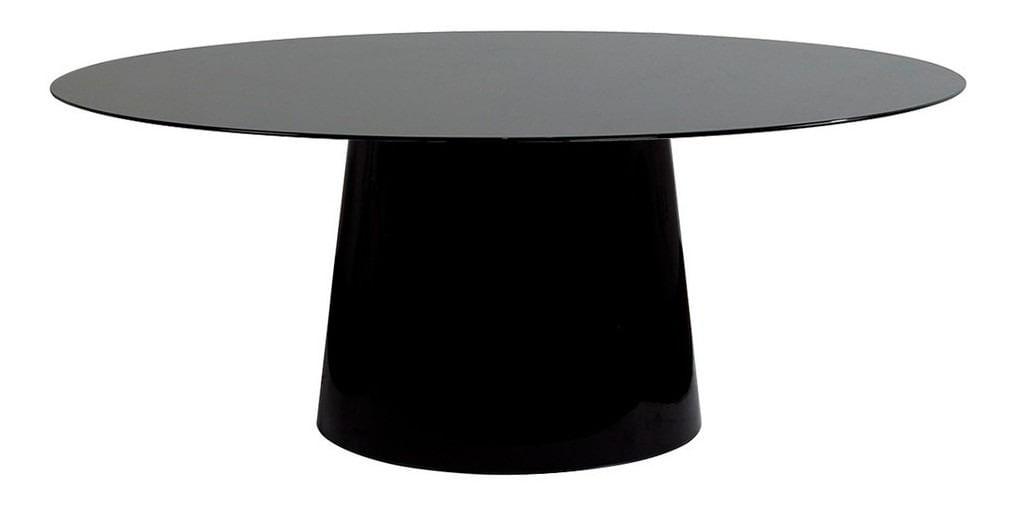 Mesa de Jantar Cone Oval 137x90 cm